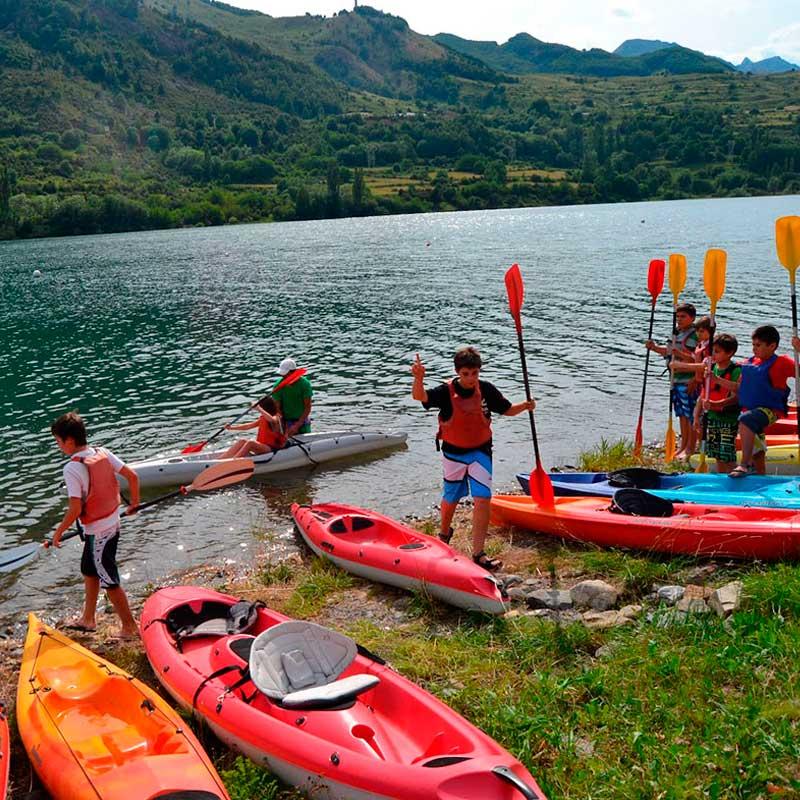 Campamento de verano para niños
