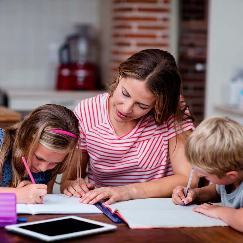 Cómo ayudar a los hijos en el aprendizaje del inglés