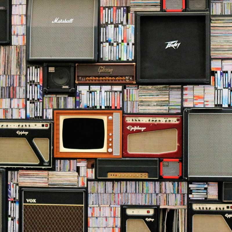 series de televisión para hacer oído