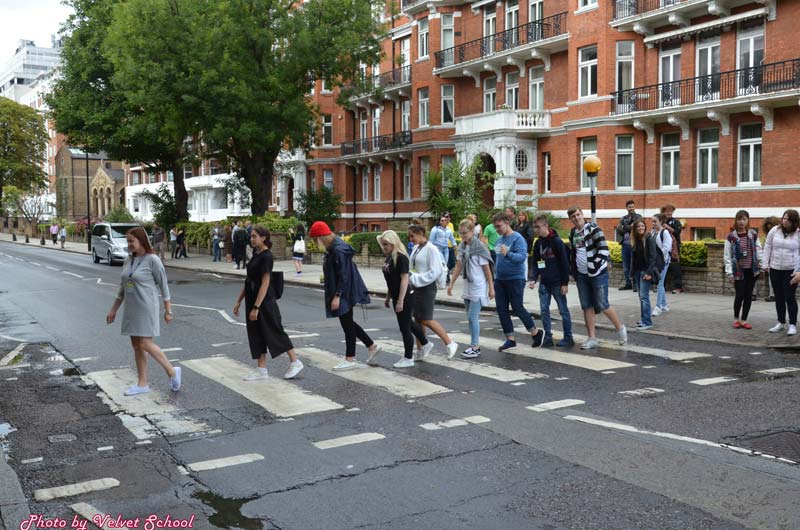 abbey road curiosidades londres