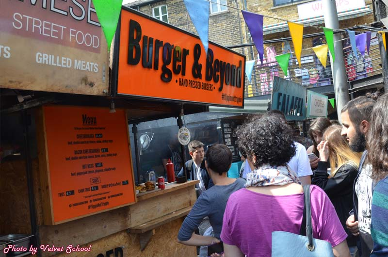 Burger and beyond curiosidades londres