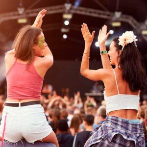 Vocabulario en inglés para festivales de música