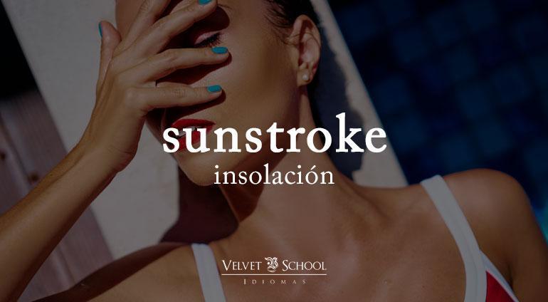 Vocabulario de verano en inglés
