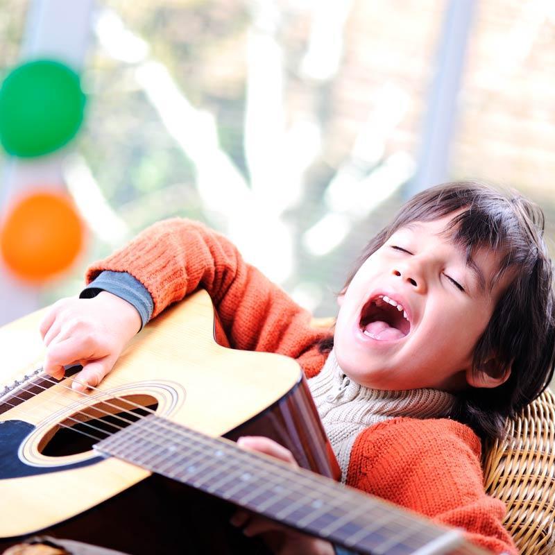 cómo enseñar inglés con canciones y rimas
