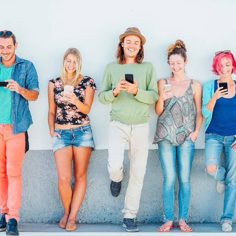 expresiones en inglés que utilizan los millennials